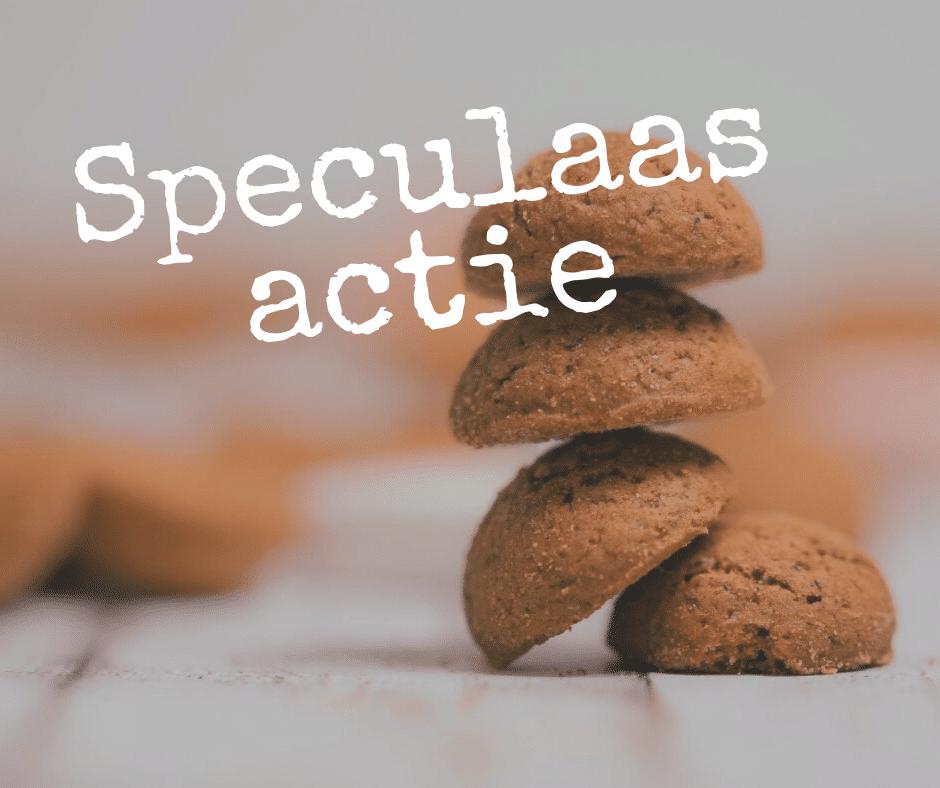Speculaas actie